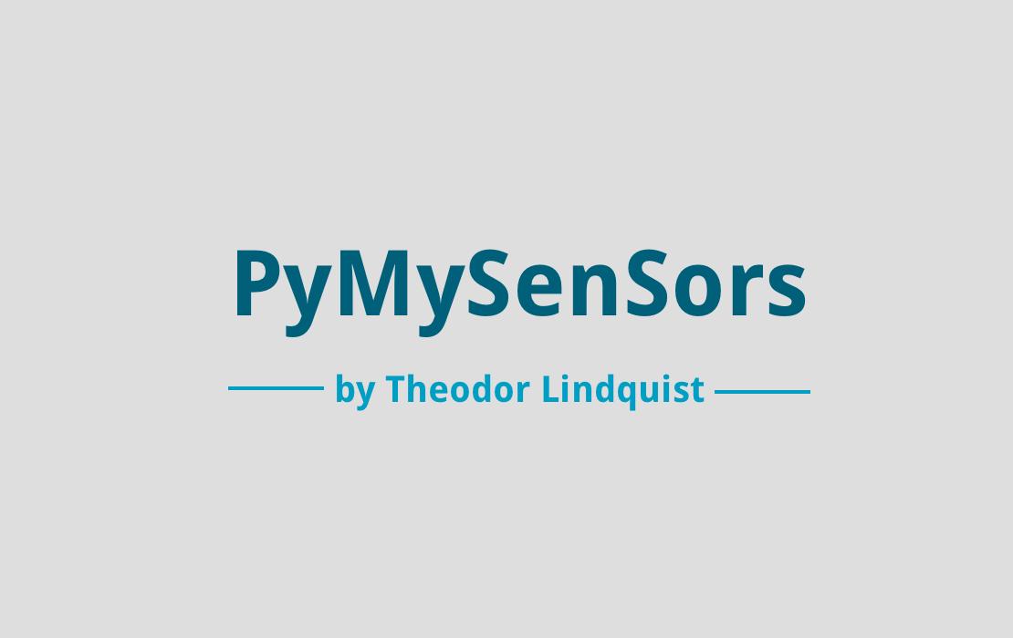 PyMySensors logo